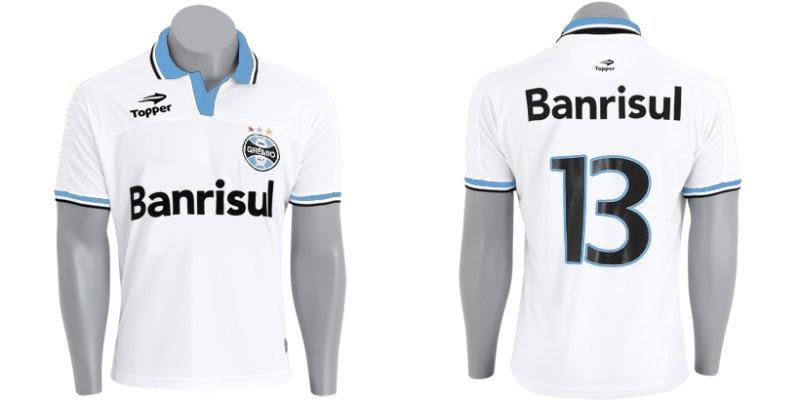 Puma não ficará no Grêmio em 2011 – Camisas do Grêmio f092b96073fa3
