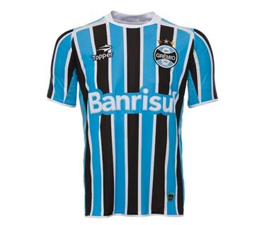74c29c234e Grêmio apresenta uniformes para 2011 – Camisas do Grêmio
